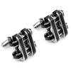 Outstanding Space Infinity Stainless Steel Cufflinks for Men