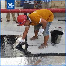 black asphalt waterproof liquid coating