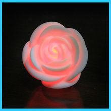 thanksgiving festival decorative rose light led ring light