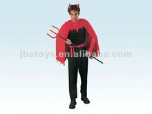 2012 hot sell halloween devil costumes TE12070715