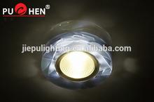 LED strip tuning light new product High Quality Home Crystal Jade marble COB Ceiling lighting spot light 3w 220v Model YS106-F