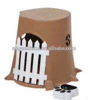Pet house , wooden pet house , dog house