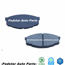 Auto spare part cars toyota hilux pickup semi-metallic brake pads used cars in dubai