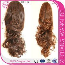 Top Grade Japanese Kanekalon Fiber Synthetic Hair Individual Pack