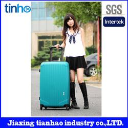 Hot selling animal print luggage