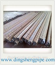 sch 40 aluminum steel 6061 t6 seamless pipe