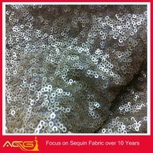 hilado teñido de tela metálica jacquard para la tapicería de tela de brillo