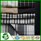 """Free sample supply 110"""" width cotton yarn dyed check design curtains for curtain bedroom"""