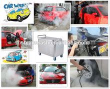 Steam Clean Car seat, engine, interior & exterior machine