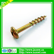 China's manufacturing lengthened special furniture 304 stainless steel screws Chipboard Screw