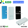 Unique Mobile Power Pack/Power Bank 12000mah Power Bank with CE ROHS FCC