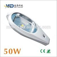 50W COB led street lamp AC90-260V or DC12V Meanwell Bridgelux waterproof outdoor led street light retrofit kit