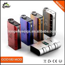 180W Big Watt! Best selling god 180 mod, 18650 2200mAh (high Power cell 30A)