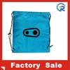 new design &cheap polyester drawtring bag /promotional shoulder tote bag