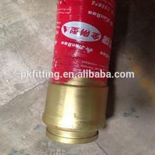 DN125 3m 4ply steel wire flexible ruber soft hose translate concrete