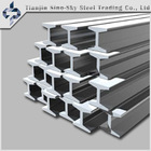 special size and BS JIS ASTM DIN EN Standard used steel i beam