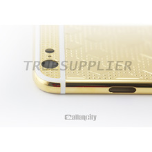 Most popular gold cover for iphone 6 cover, for iphone cover 6