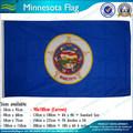 minnesota 3x5ft de américa banderas de poliéster estado