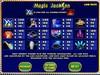 Magic Jackson slot machine gambling casino game subsino pcb
