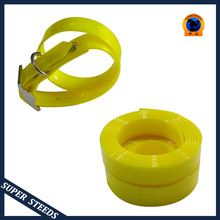 fluorescent polyurethane tpu reflective tape dog collar