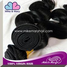 New Arrival Peru Hair Body Wave Styles Full Cuticle100% Virgin Peruvian Hair