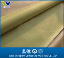 Wholesale Yarn Dyed Twill Fire Retardant Woven Aramid Fiber Fabric