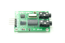 Lilly Decoding And Encoding Module 5V Dual Tone Multi-Frequency DTMF V1 Signal