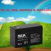 Good Quality Rechargeable Battery Small Rechargeable 12V Battery Rechargeable Battery For Led Light 12V5.5Ah