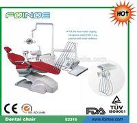 CE Approved S2316 Best selling Danish motor dental chair for left hand