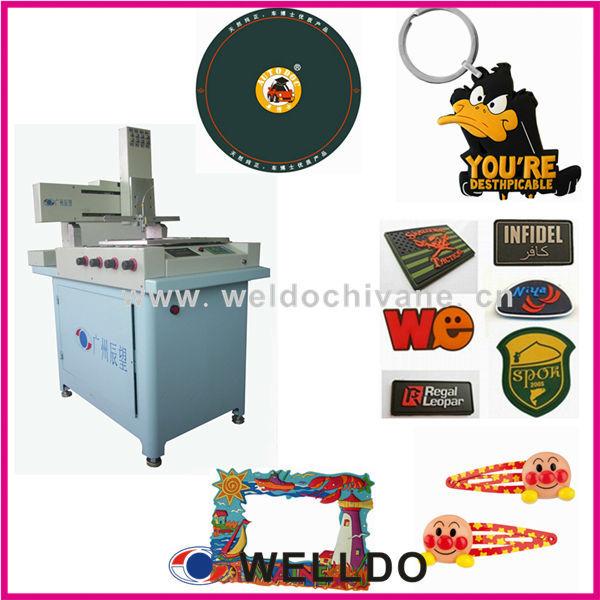 Pvc Logo Making Machine