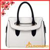Genuine Leather Handbag,Leather Lady Bag,Leather Women Handbag W Side Zipper Decoration