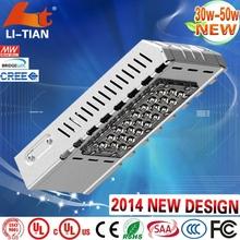 easy integrated solar street light 40w AC 85---230V