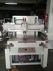Plane semi-automatic screen printing machine for PVC, plastic film, label, circuit board
