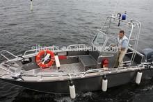 SANJ 2014 Fast aluminium trawler yachts
