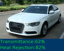 Privacy film for car window,security and safety auto window film, 1.52*30m solar reflective film