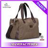 Alibaba express new designer bag,fashion leisure bag for men,canvas travel handbag made in China