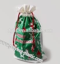 christmas gift package bags/christmas packaging bag/christmas gift package