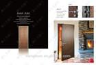 Timber Fireproof Entry door