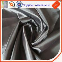 100% Polyester Taffeta Fabric 170t 190t 210t 230t polyester Nylon Taffeta Jacket
