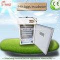 Las aves de corral pollo incubadora del huevo precios/automática incubadora de de aves