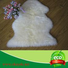 lambskin rug sheep fur