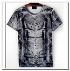 China custom design manufacturing t-shirts / couple t-shirts custom made