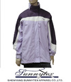 sunnytex oem caliente de la temporada de ropa casual de la mujer chaqueta de paño grueso y suave 2014