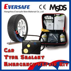 Professional Factory Wholesale 150PSI 12v Flat Tires Repair Tool Kit