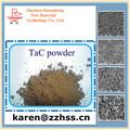de alta pureza de tantalio en polvo de carburo de la fábrica de cerámica material de tantalio mejorar de carburo de tungsteno carburo de propiedades