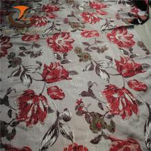 latest design fabric curtain