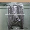 54 '' ( 137 cm ) - cristal de plástico LDPE claro de tintorería bolsas de plástico rollo para embalaje trajes - perforado para fácil lágrima de, 350 unids / RL