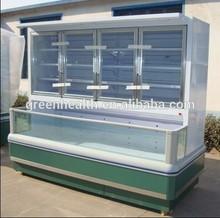 Congelatore/frigorifero combinato attrezzature utilizzate per caseifici