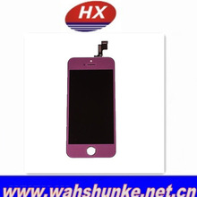For iphone 5/iPhone 5C/iPhone 5S lcd display digitizer assembly, Made of Korean Material