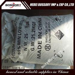 sodium sulphide 52% 60% flake supply
